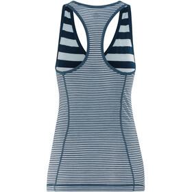 Icebreaker Sprite Ondergoed bovenlijf Dames blauw/wit